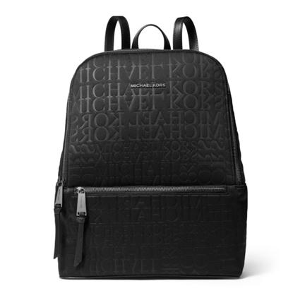 Picture of Michael Kors Toby Medium Neoprene Backpack - Black