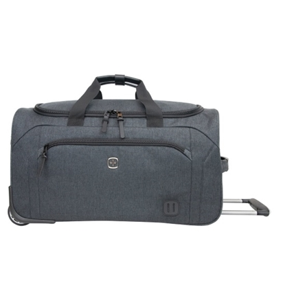 Picture of Wenger Urban Tourist Wheeled Duffel - Grey