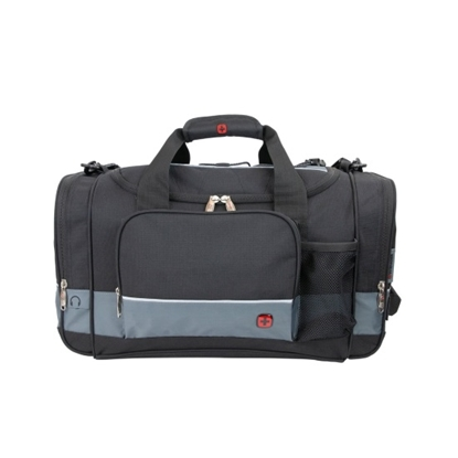 Picture of Wenger Pinnacle Duffel Bag - Grey