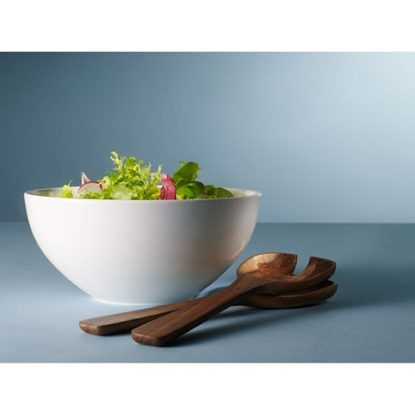 Picture of Villeroy & Boch Artesano Original Salad Bowl with Servers