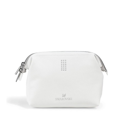 Picture of Swarovski White Collection Makeup Pouch