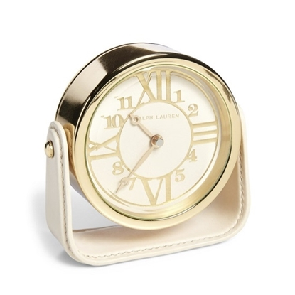 Picture of Ralph Lauren Brennan Clock - Cream
