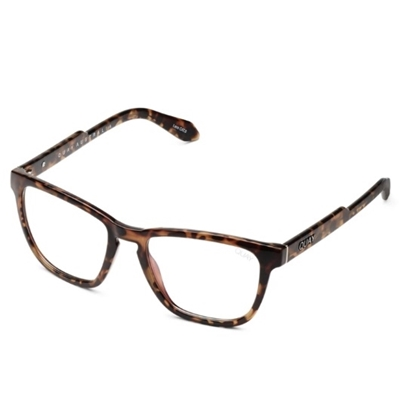 Picture of Quay HARDWIRE - Tortoise/Clear Blue Light Lens