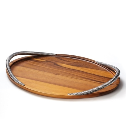 Picture of Nambe Braid Serving Tray