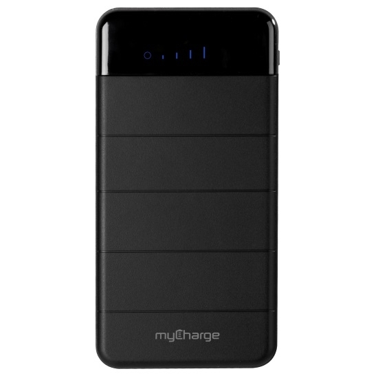 Picture of MyCharge® Solar Power Wallet - Gray