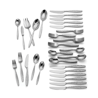 Picture of Lenox Emerick 65-Piece Flatware Set