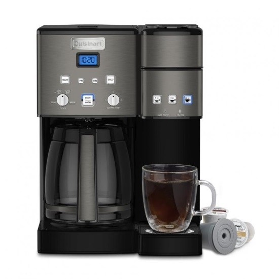 Picture of Cuisinart® Coffee Center - Black Stainless