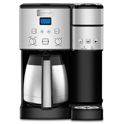 Picture of Cuisinart® Coffee Center 10-Cup & Single-Serve Coffeemaker