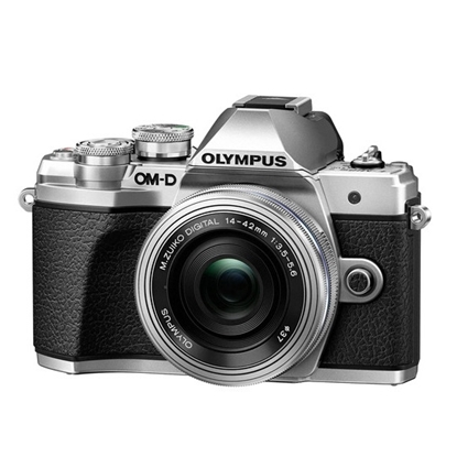 Picture of Olympus E-M10 Mark III with Lens, Case & SD Card