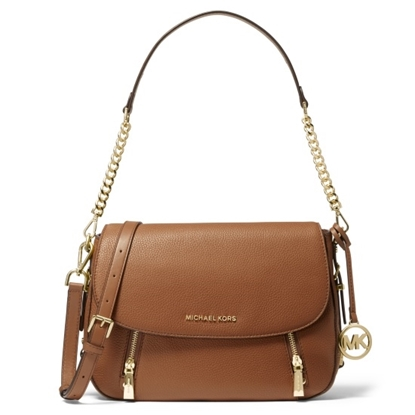 Picture of Michael Kors Bedford Legacy Medium Flap Shoulder
