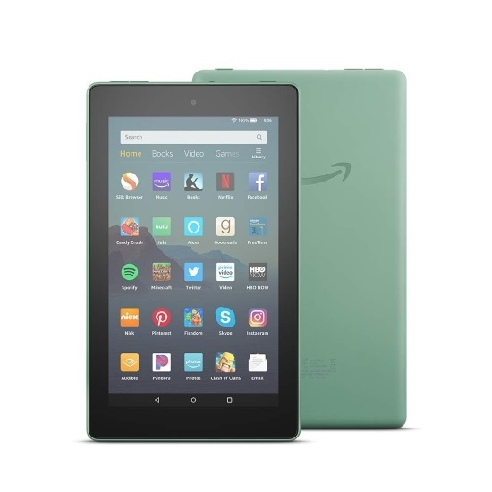 Picture of Amazon 7'' Fire 7 Tablet 16GB with Case (9th Gen)