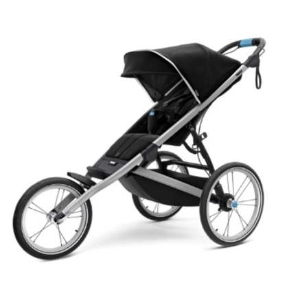 Picture of Thule® Glide 2 - Black/Silver Frame