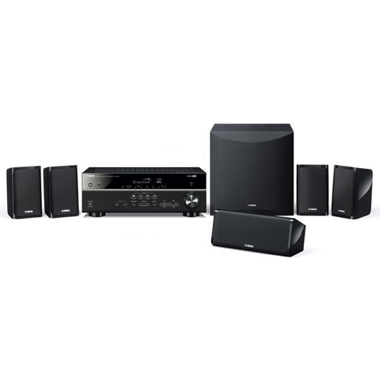Picture of Yamaha® 5.1-Channel Home Theater System