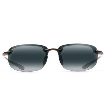 Picture of Maui Jim® Hookipa Reader Sunglasses - Gloss Black/Grey