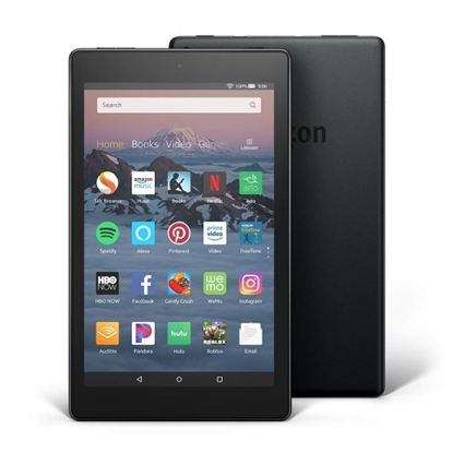 Picture of Amazon Fire HD 8 16GB with Case