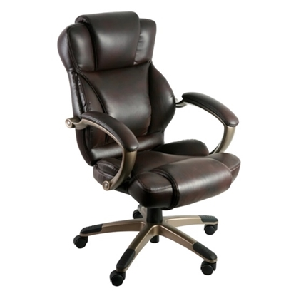 Picture of Z-Line Designs Executive Chair - Brown
