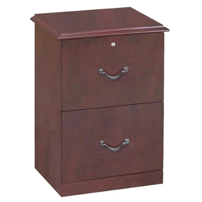 Picture of Z-Line Designs 2-Drawer Vertical File - Cherry