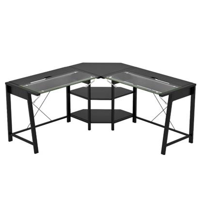 Picture of Z-Line Designs Vance ''L'' Desk