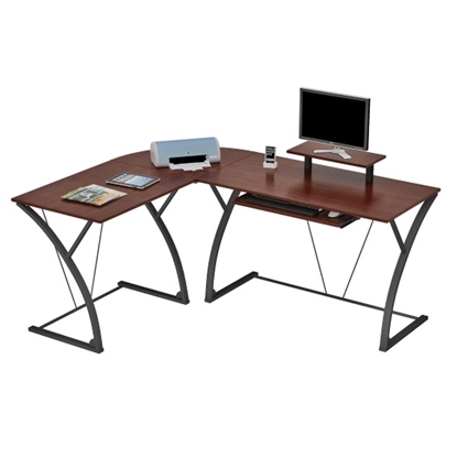Picture of Z-Line Designs Khloe ''L'' Computer Desk
