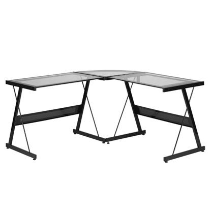 Picture of Z-Line Designs Solano ''L'' Desk