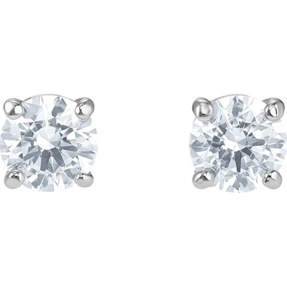 Picture of Swarovski Attract Stud Pierced Earrings