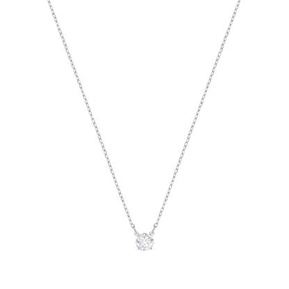Picture of Swarovski Attract Necklace Round