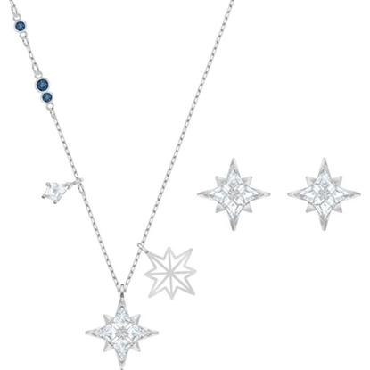 Picture of Swarovski Swarovski Symbol Star Set