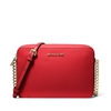 Picture of Michael Kors Jet Set Large E/W Crossbody - Bright Red