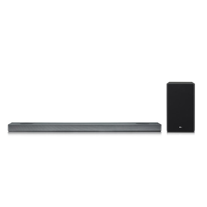 Picture of LG 4.1.2-Channel Dolby Atmos Soundbar with Google Assistant
