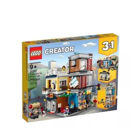Picture of LEGO® Creator Townhouse Pet Shop & Café
