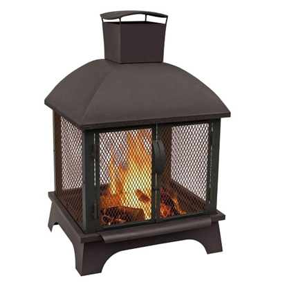 Picture of Landmann 28'' Redford Wood Fireplace