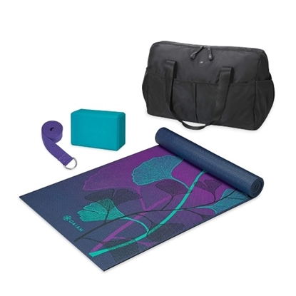 Picture of Gaiam® Yoga Kit with Street Bag Bundle