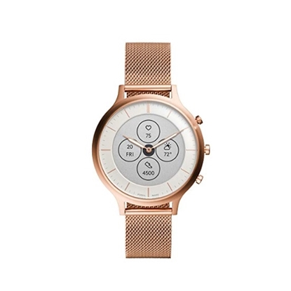 Picture of Fossil Charter Pink Band Hybrid Smartwatch