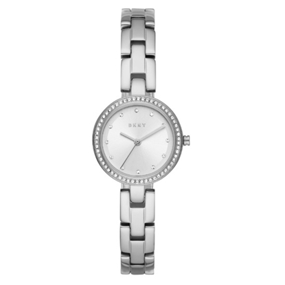 Picture of DKNY City Link Pave Dial Stainless Steel Watch
