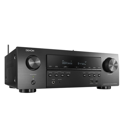 Picture of Denon 7.2-Channel 4K UHD AV Receiver with HEOS
