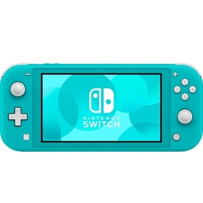 Picture of Nintendo Switch Lite with Case, Cover & Game