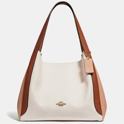 Picture of Coach Colorblock Hadley Hobo