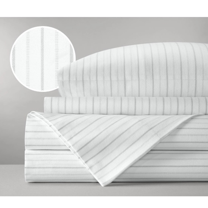 Picture of Boll & Branch Organic Flannel Sheet Set