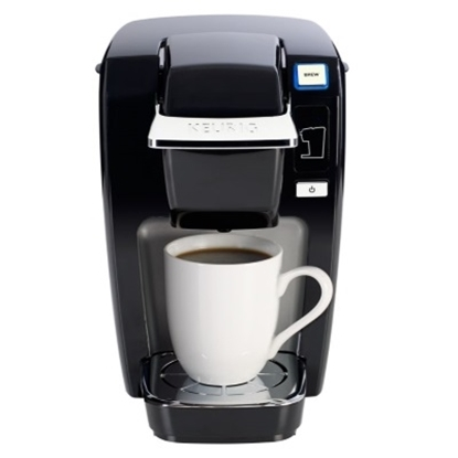 Picture of Keurig® Mini Plus with My K-Cup Filter & K-Cups - Black