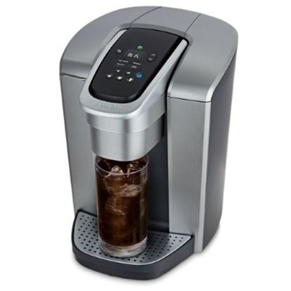 Picture of Keurig K-Elite™ with K-Cups® & Mug - Brushed Silver