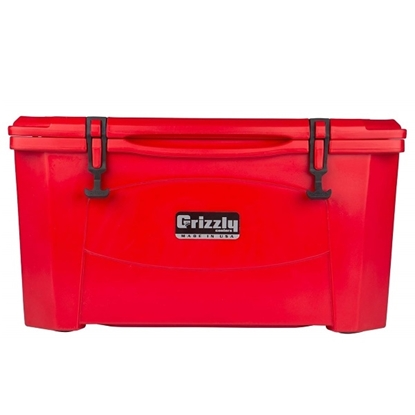 Picture of Grizzly 60-Qt. Cooler - Red