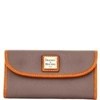Picture of Dooney & Bourke™ Pebble Grain Continental Clutch