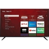 Picture of 55-inch 4K Ultra HD Roku Smart LED TV