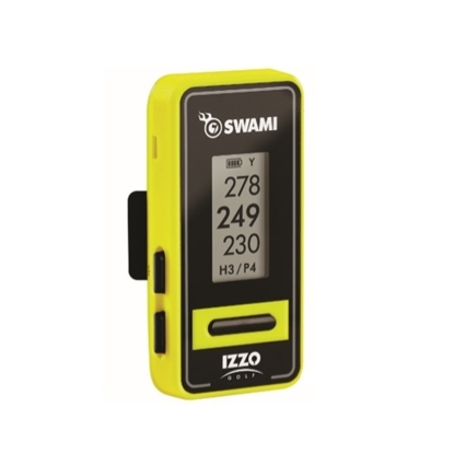 Picture of Izzo® Swami Voice Clip Golf GPS