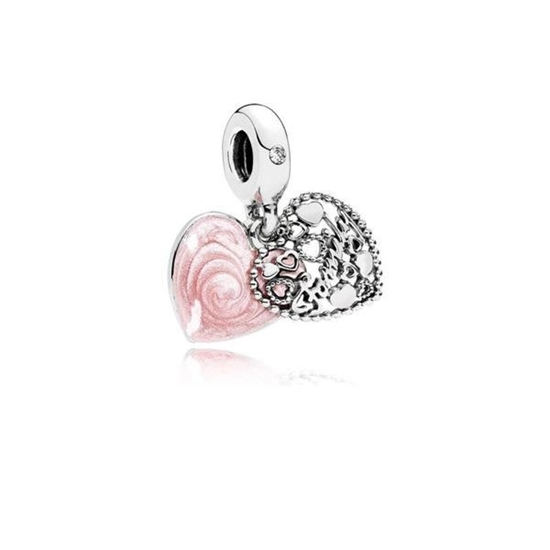 Picture of Pandora® Love Makes A Family Dangle Charm