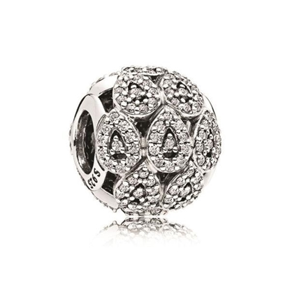 Picture of Cascading Glamour Charm, CZ
