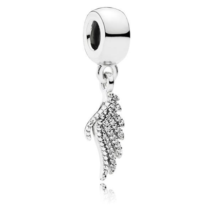Picture of Majestic Feather Charm