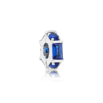 Picture of Pandora® Ice Sculpture Spacer - Blue Crystal