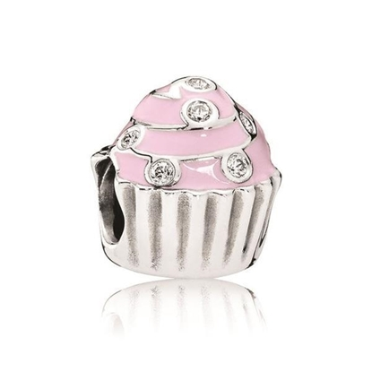 Picture of Pandora® Sweet Cupcake Charm
