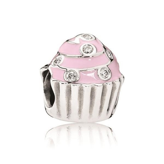 Picture of Pandora® Sweet Cupcake Charm